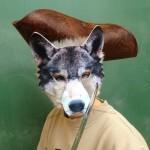 einmal Wolf sein